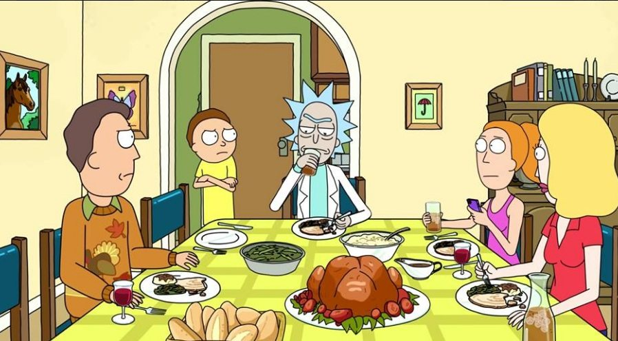 'Rick and Morty' Encounter A Facehugger In 'Alien: Covenant' Promo