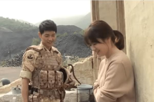Soong Joong Ki & Song Hye Kyo