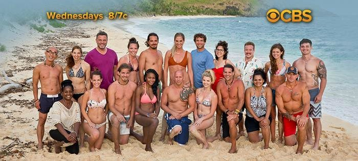 Survivor: Game Changers Season 34