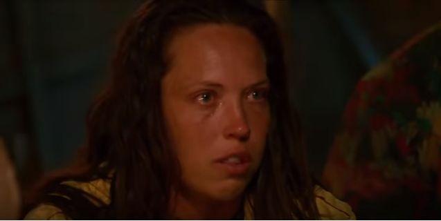Survivor Sarah Lacina
