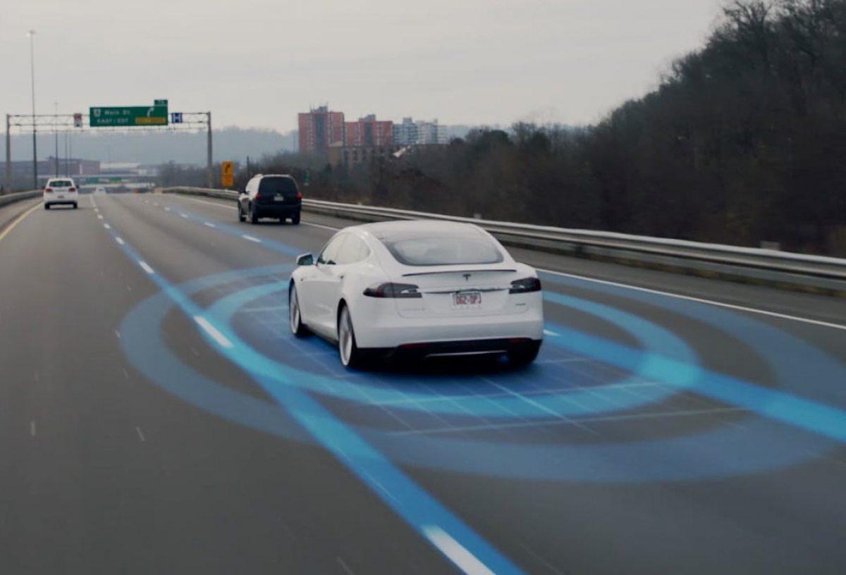 Concept of Autopilot
