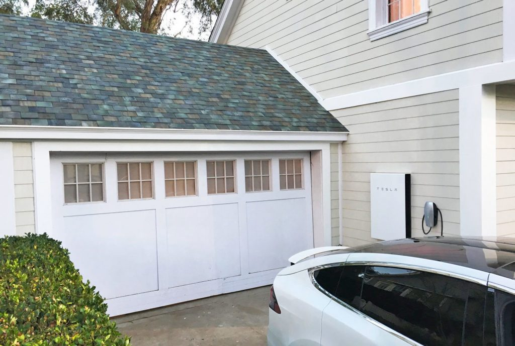 tesla solar roof tiles are on preorder now price durability and availability mobipicker. Black Bedroom Furniture Sets. Home Design Ideas