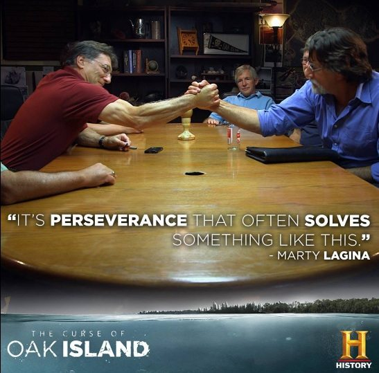 the curse of oak island season 5 reasons why it can be. Black Bedroom Furniture Sets. Home Design Ideas