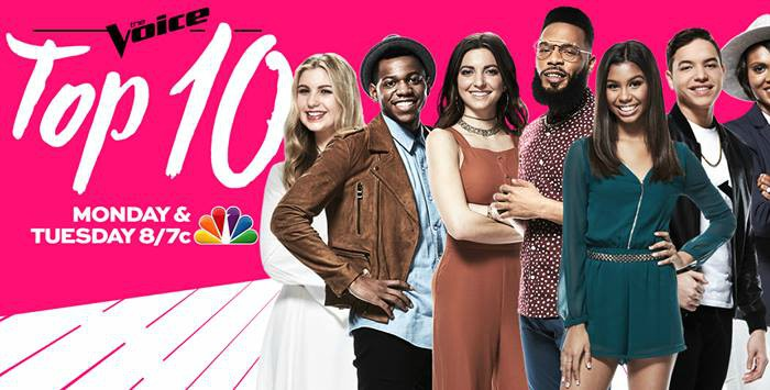 Watch The Voice Live Top 10 Eliminations online