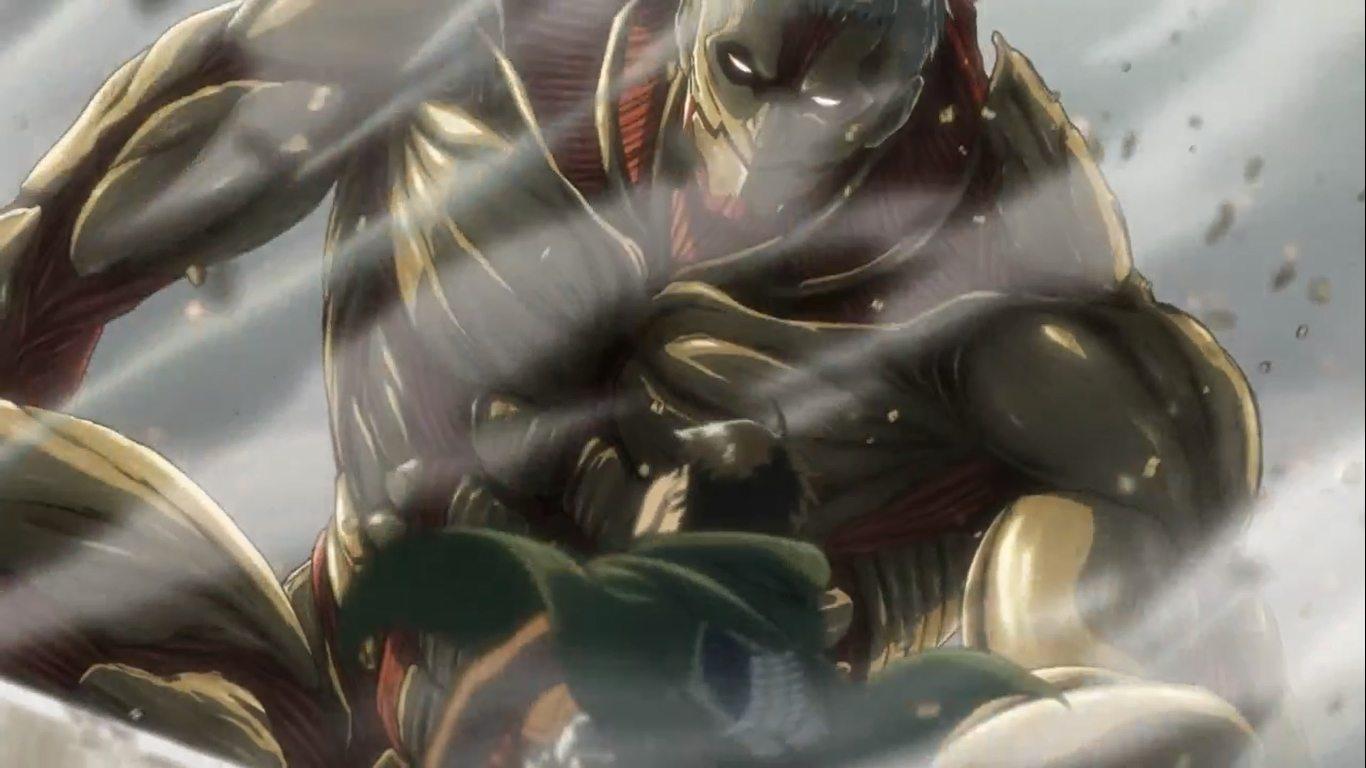 Attack On Titan Season 2 Episode 7