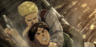 Attack On Titan Season 2 Episode 10