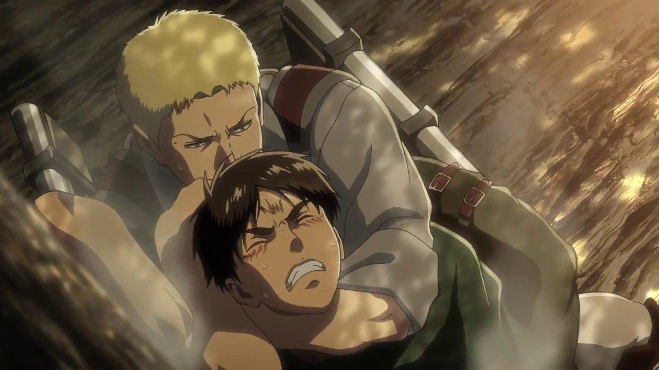 Attack on Titan Season 2 Episode 10