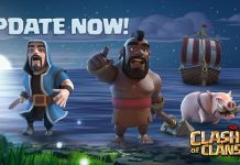 clash of clans may 2017 update