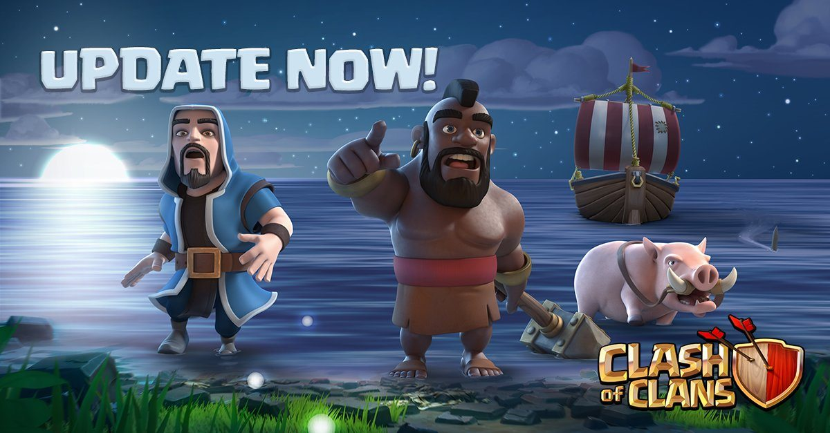 Clash of Clans May Update Released, Players Unhappy