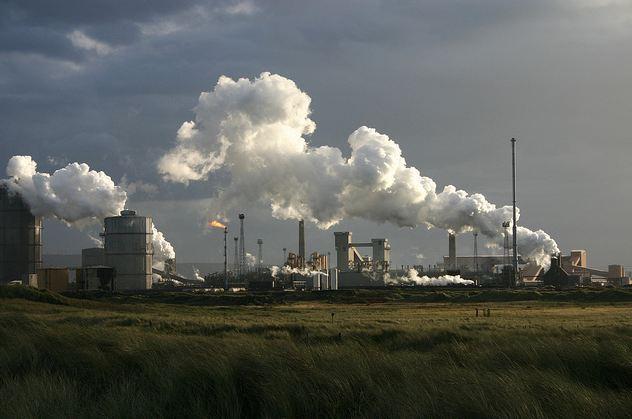negative emissions technology