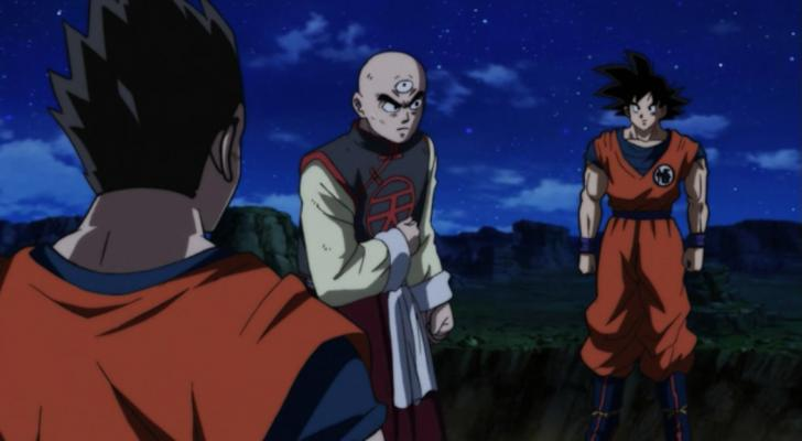 Dragon Ball Super Episode 91