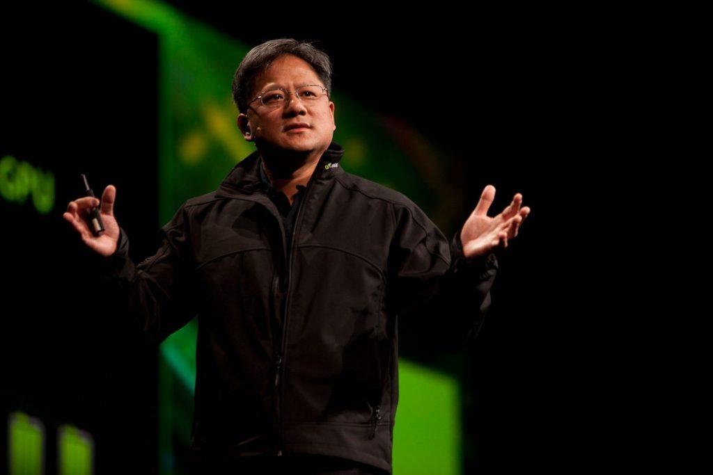 Nvidia-CEO