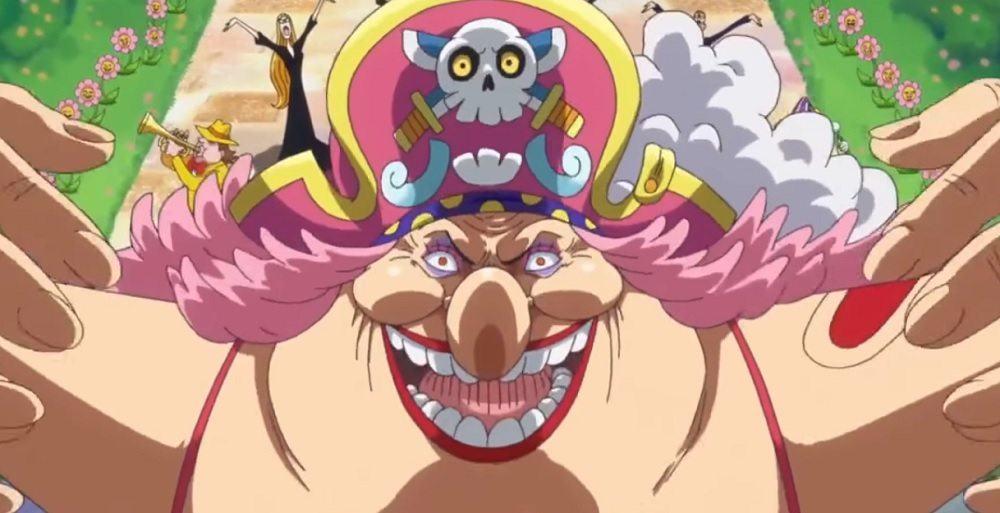 One Piece Chapter 866