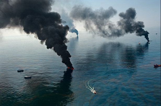 oxygen level in oceans decline