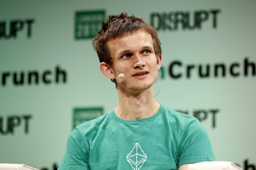 Ethereum founder