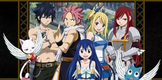 Fairy Tail Chapter 840
