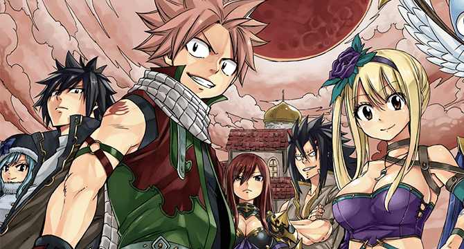 Fairy Tail Chapter 539