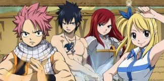 Fairy Tail Chapter 541