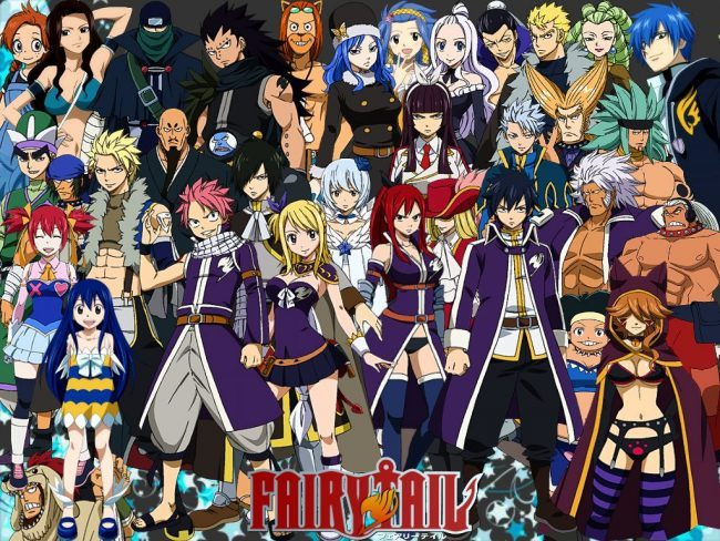 Fairy Tail Chapter 540