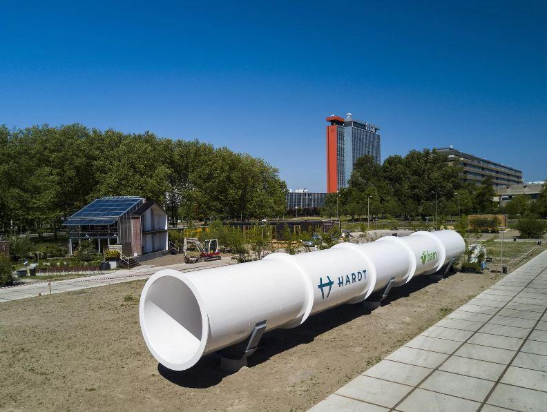 Hyperloop comes to Europe