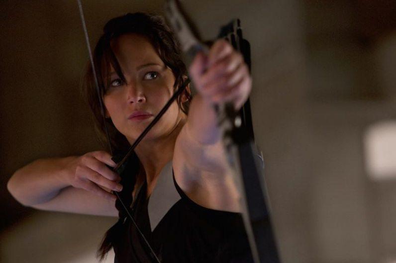 Kill Bill 3 - Jennifer Lawrence
