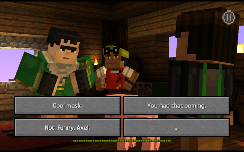 Minecraft Story Mode (Android)