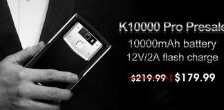 OUKITEL K10000 PRO Pre-order