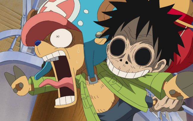 One Piece Chapter 869
