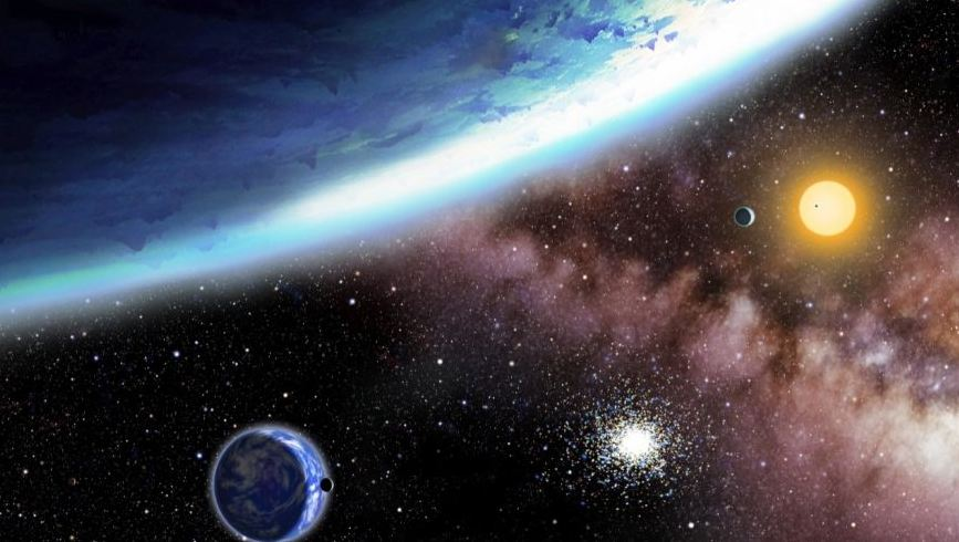 SETI Kepler space telescope