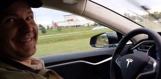 Tesla fatal car crash