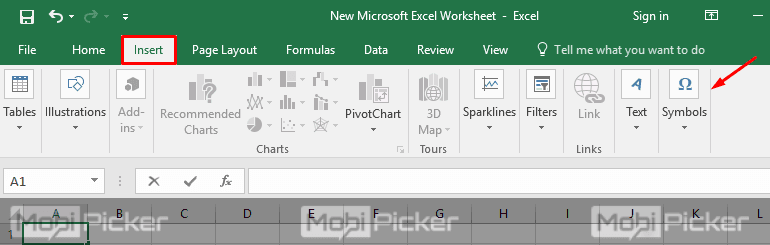 Insert Tick / Check Mark / Cross Symbol in Microsoft Word or Excel