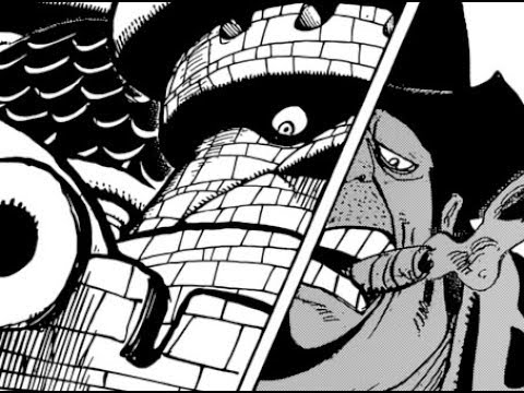 One Piece Chapter 870