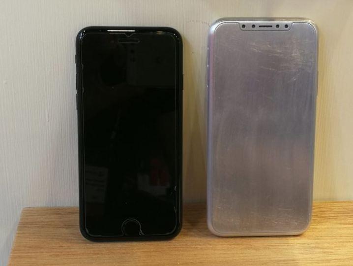 iPhone 8 computex 2017