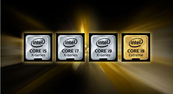 intel core x lineup price