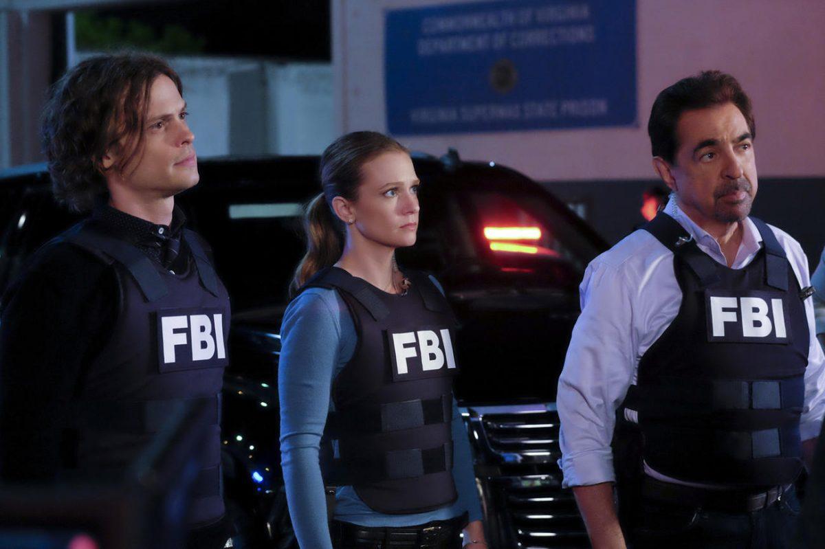 Criminal Minds Season 13