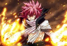 Fairy Tail Chapter 544