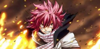 Fairy Tail Chapter 545