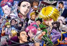 Hunter x Hunter Chapter 364