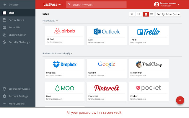 Best Chrome Extensions LastPass