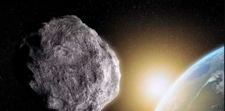 NASA asteroid deflection program DART