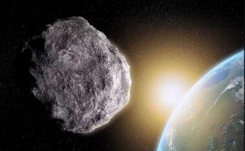 NASA asteroid deflection program DART