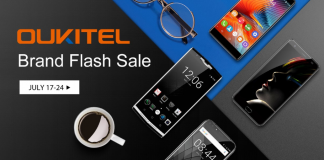 OUKITEL flash sale on GearBest.PNG