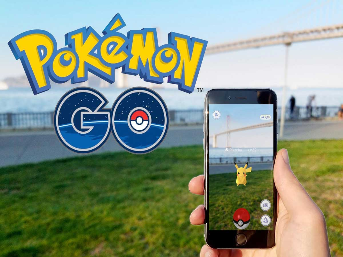 Official Pokemon GO Image