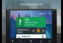 Android Auto App update resolves Google Map crash