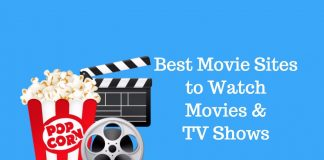 best movie streaming sites to watch free movies online