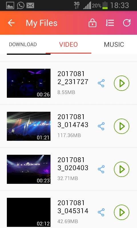 InsTube, free music downloader - video