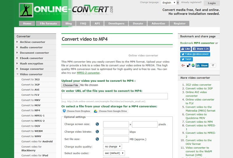 how to convert webm to mp4