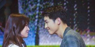 Song Joong Ki & Song Hye Kyo