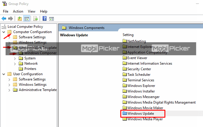 disable automatic windows updates to Fix service host local system (network restricted) high disk usage