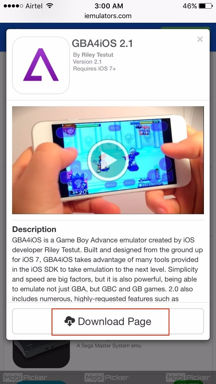 gba4ios download